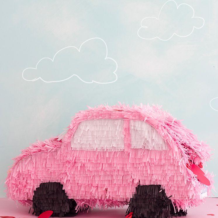 DIY Car Pinata