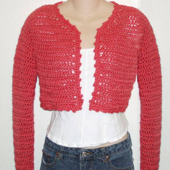 43273a5ae 20 Gorgeous Free Crochet Cardigan Patterns for Women
