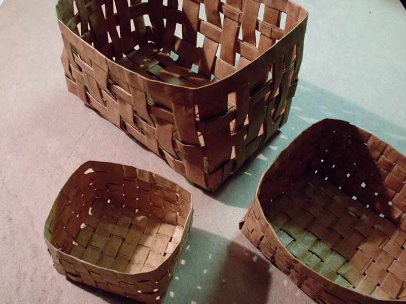 paper bag boxes