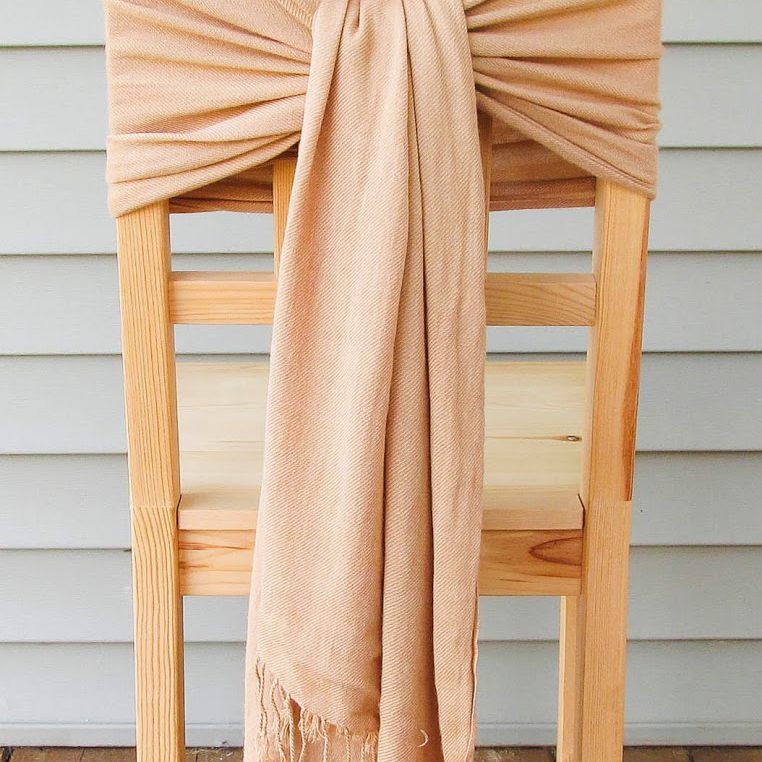 fabric chair tie