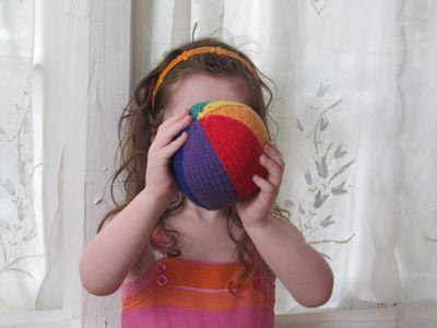 Basic Toddler Mitten Pattern