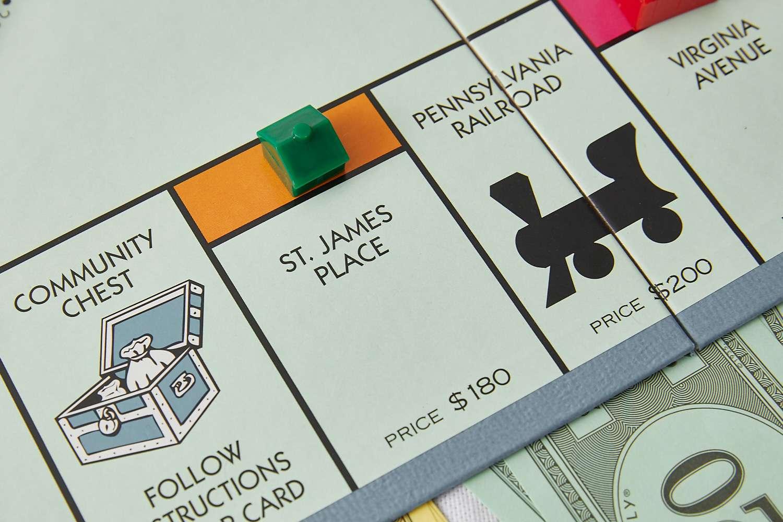 Monopoly St. James Place