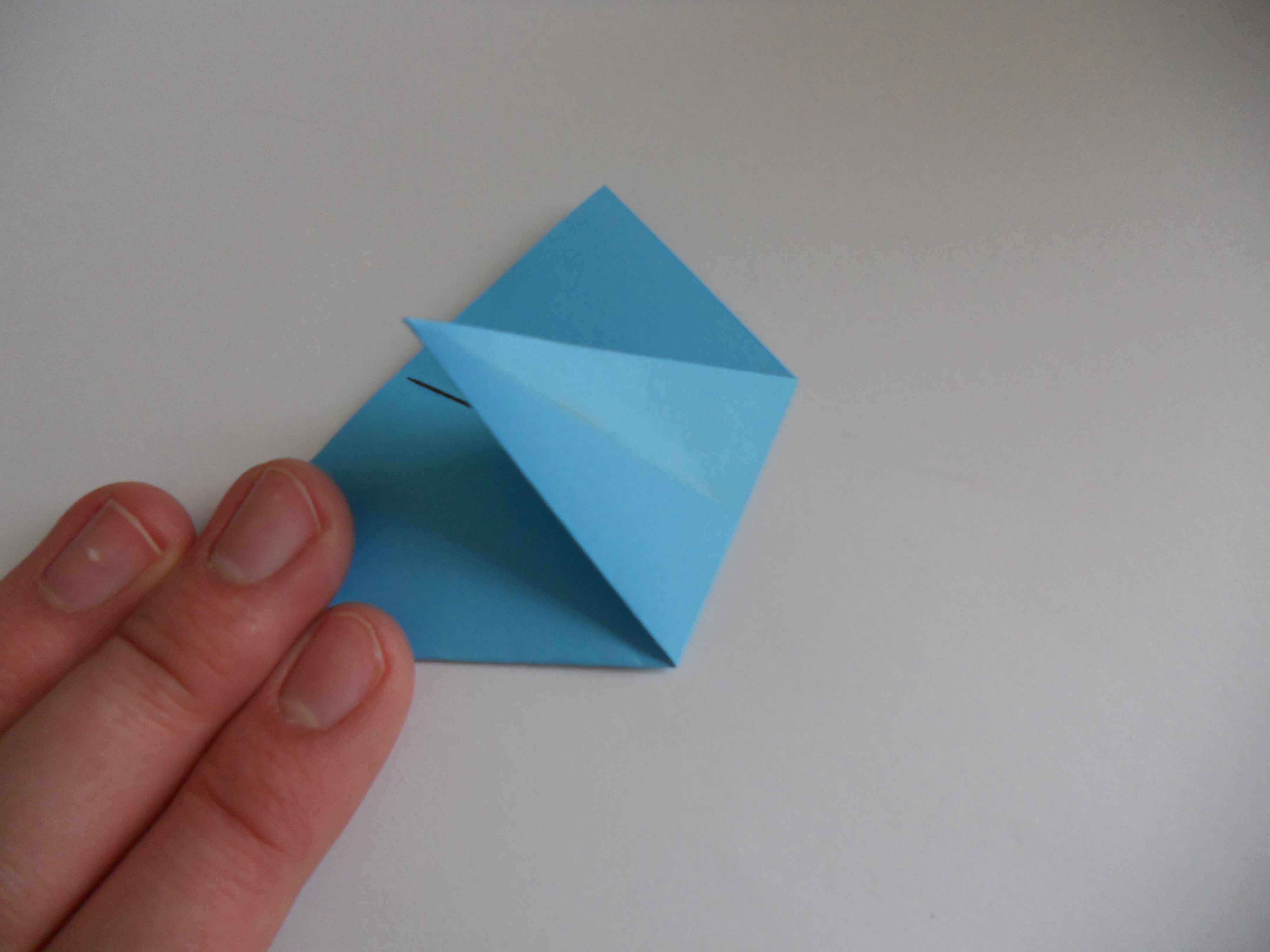 How To Fold An Origami Medallion