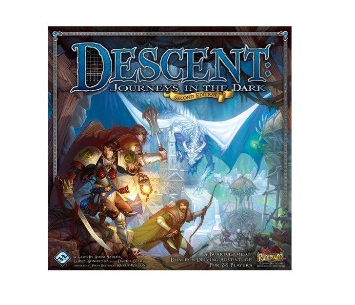Descent: journey in the dark board game