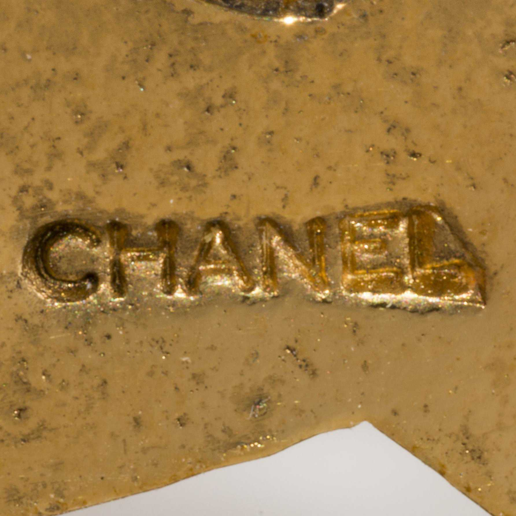 Chanel Costume Jewelry Marks and Signatures