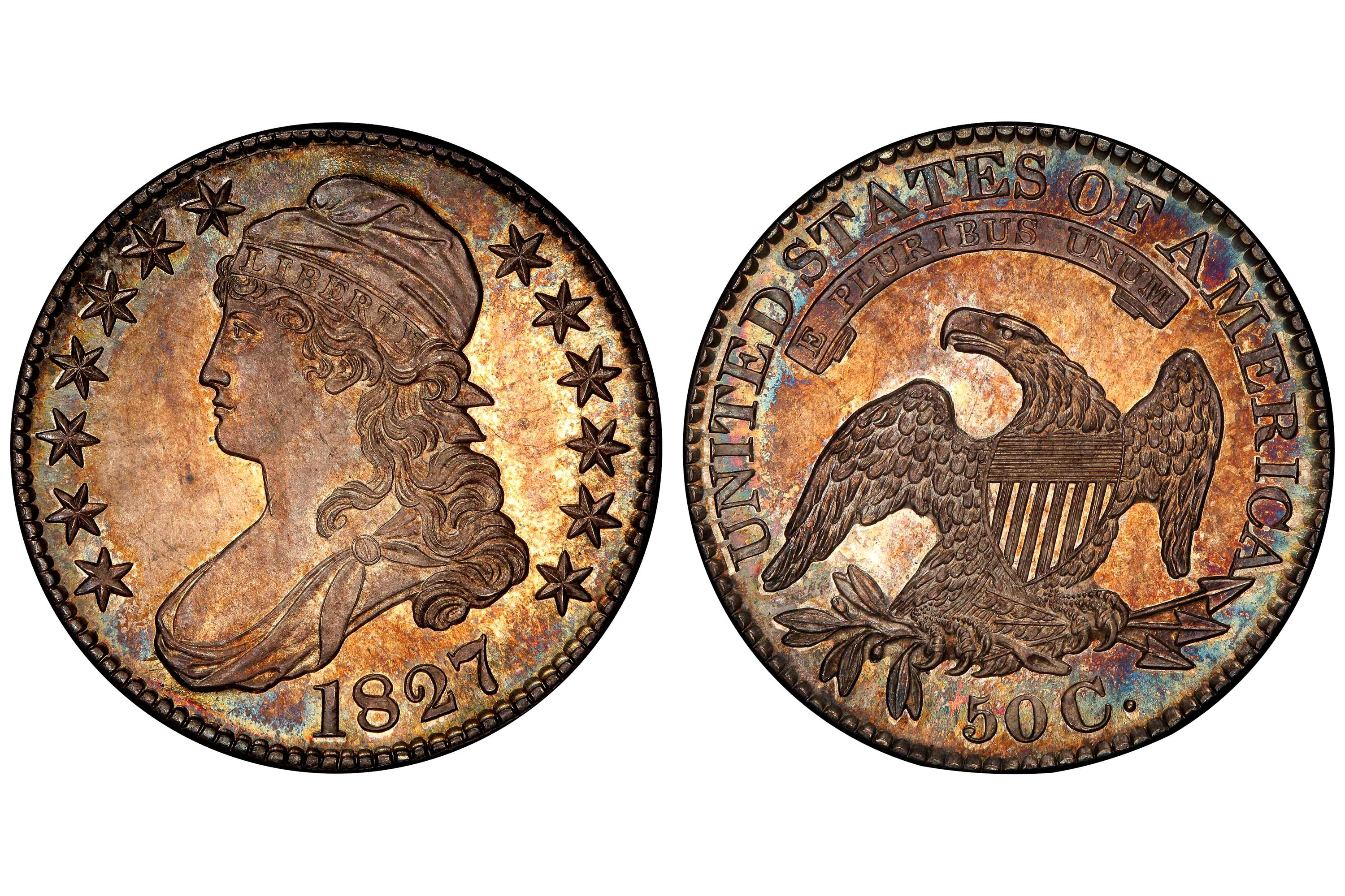 The Top 15 Most Valuable Half Dollars