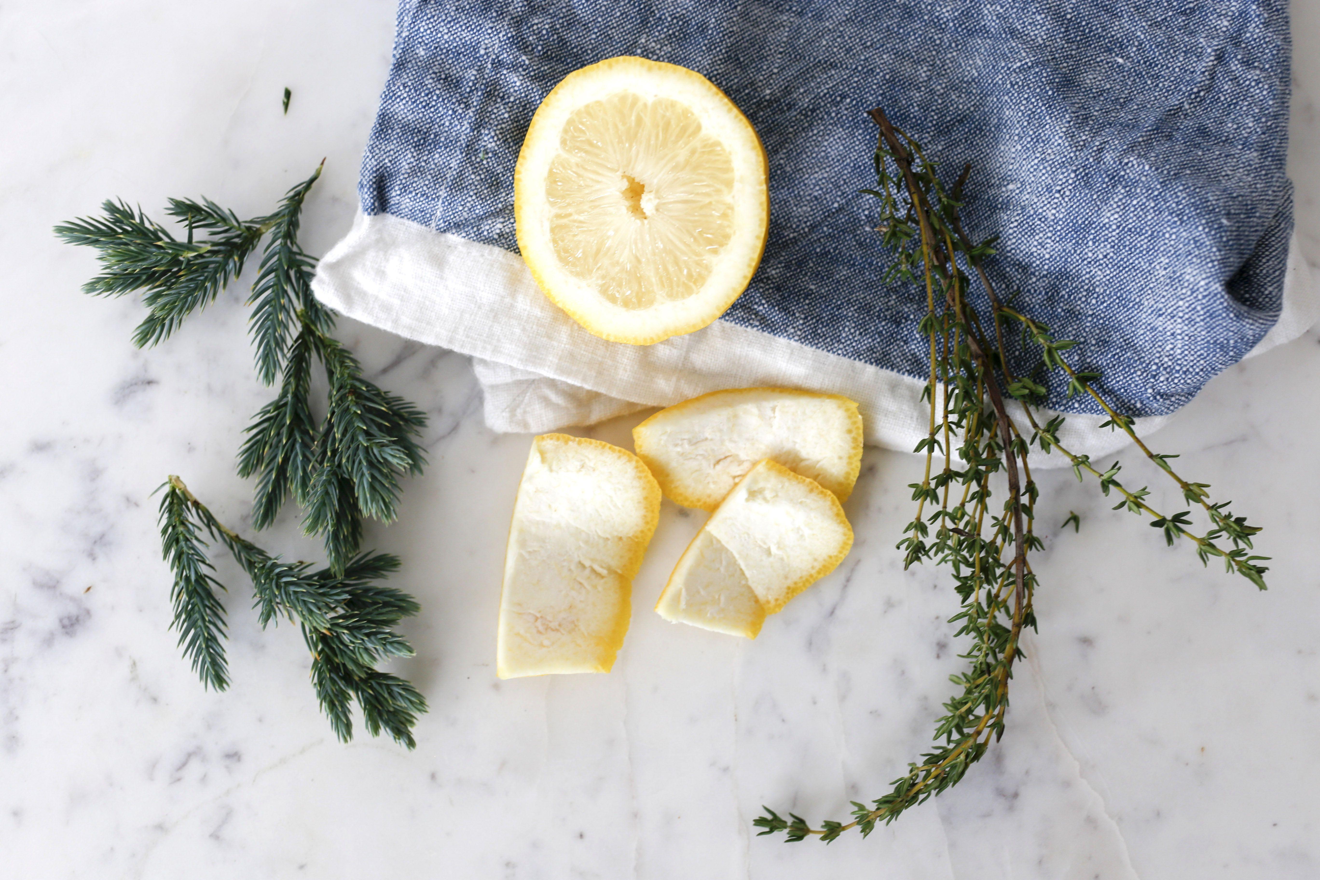 Pine & Juniper Simmering Pot
