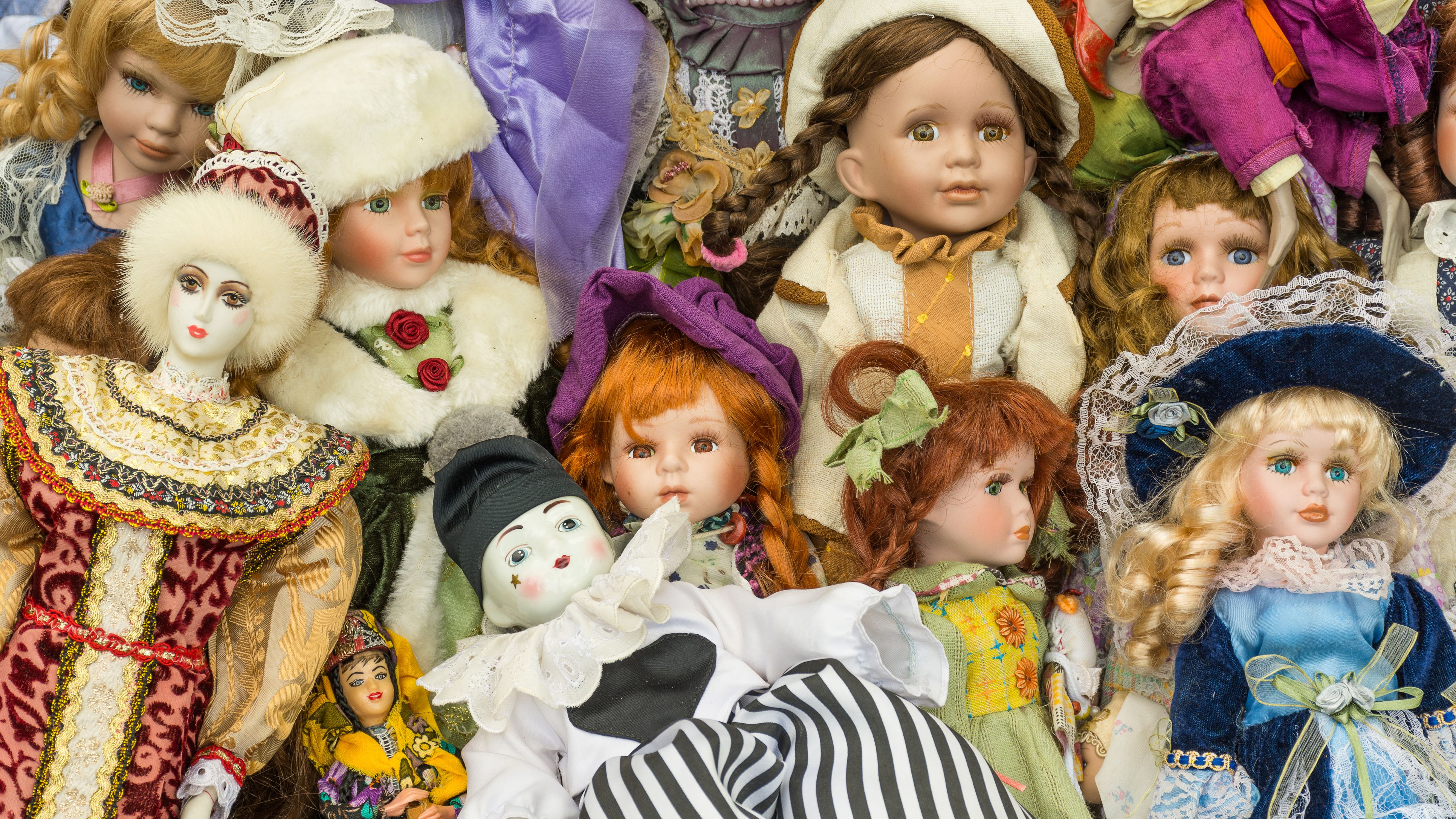 Types of Dolls: From Antique Through Modern
