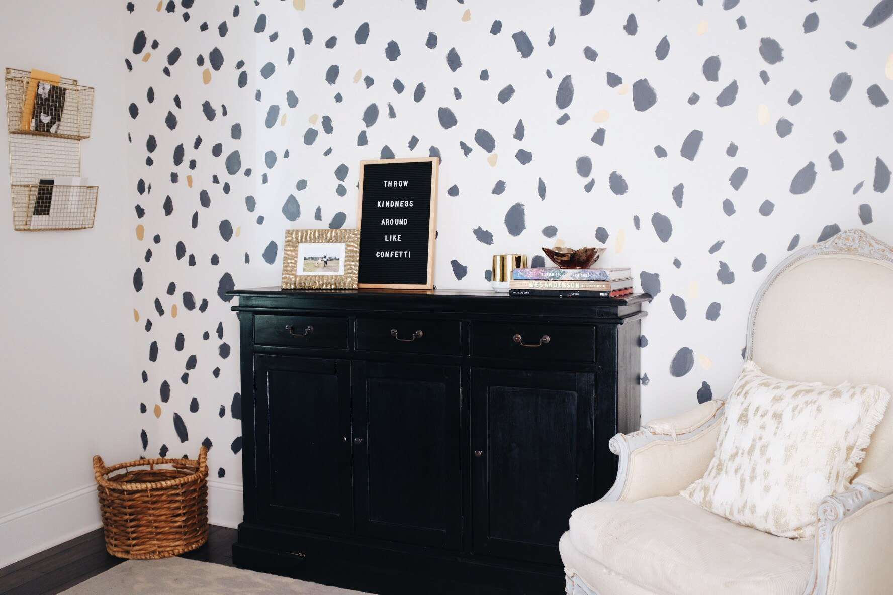 Diy Wallpaper Ideas To Add Color To Any Room
