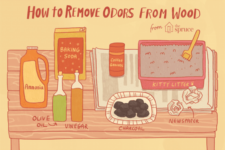 How to Remove Odors From Wood