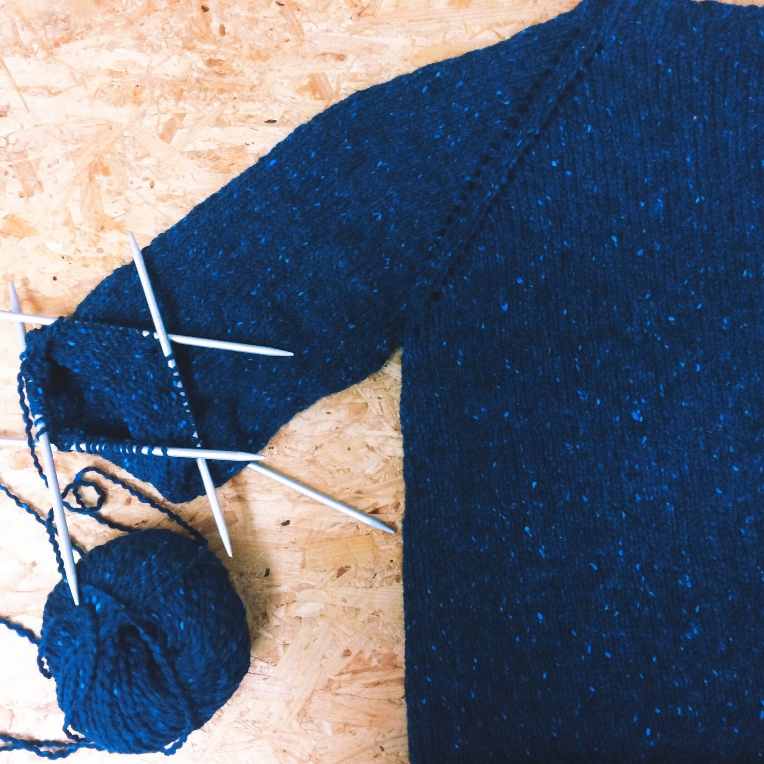 3854f787f How to Knit a Sweater  Beginner s Tips and Patterns