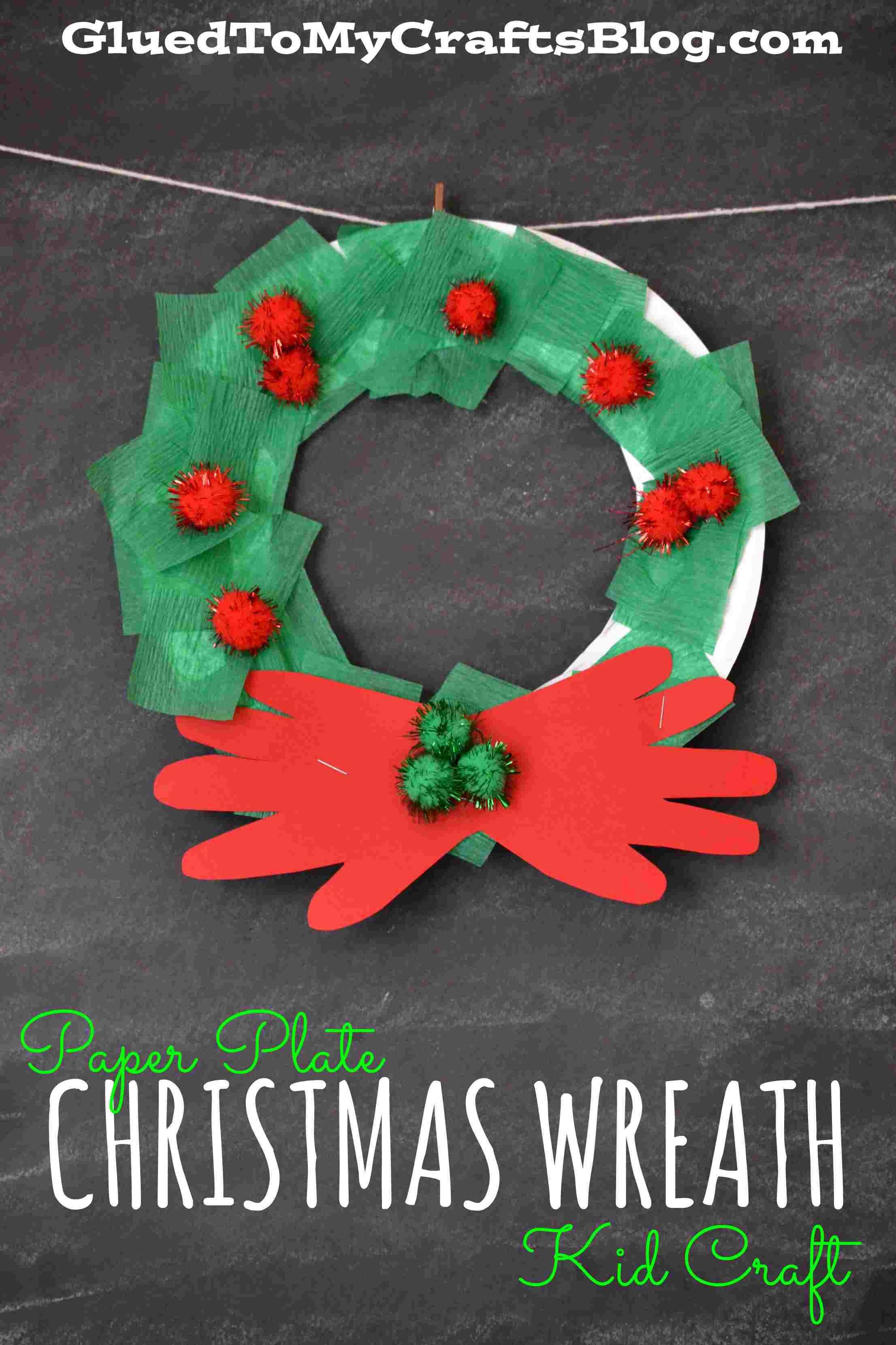 18 Christmas Crafts for Preschoolers and Toddlers