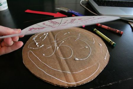 How to Make a Valentine's Spinner