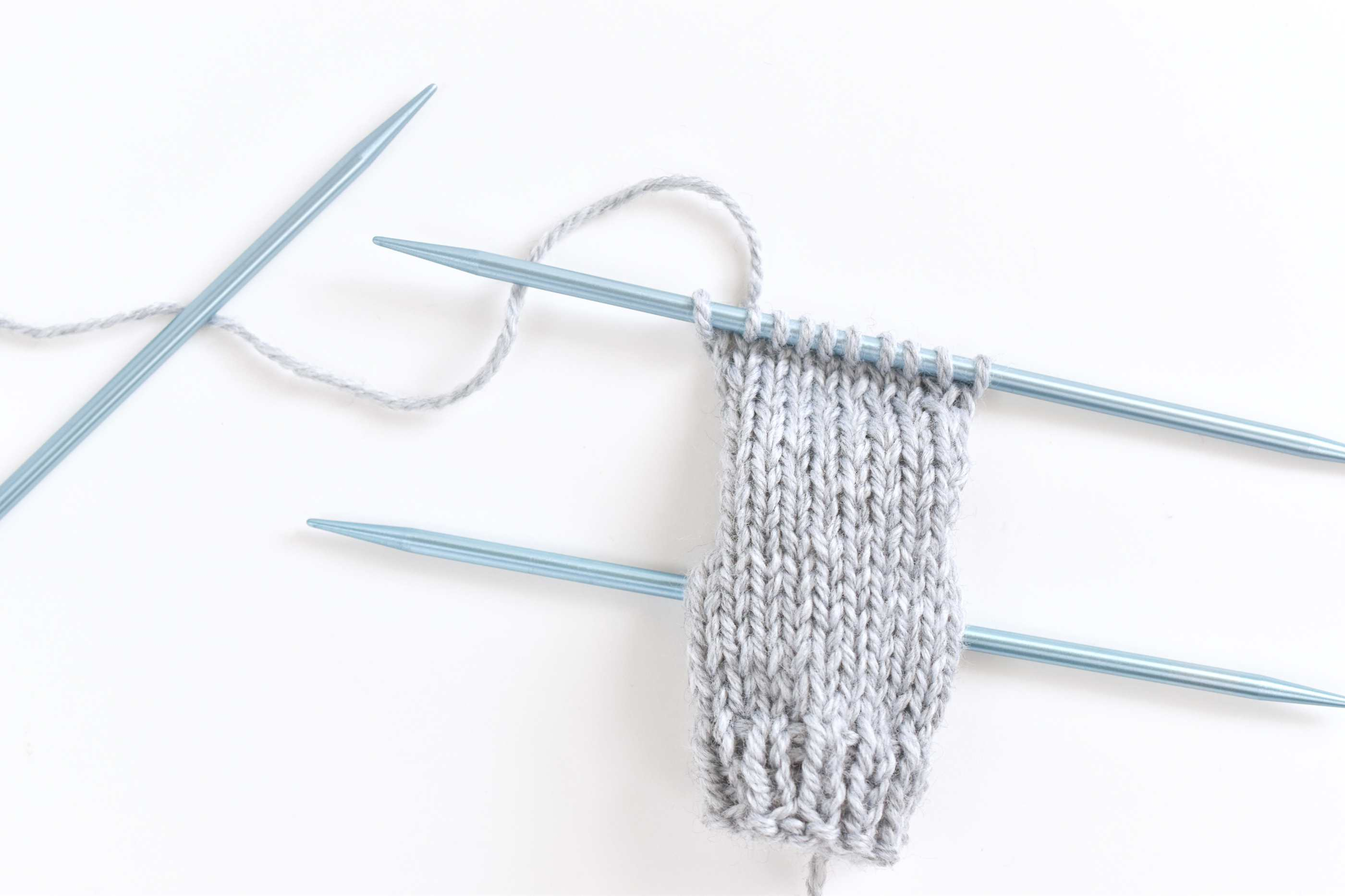Knit the Heel Flap