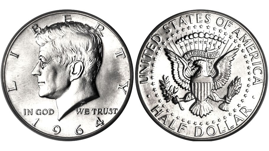 Kennedy Half Dollar Specifications