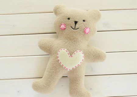 40 Adorable Teddy Bear Sewing Patterns Best Teddy Bear Patterns