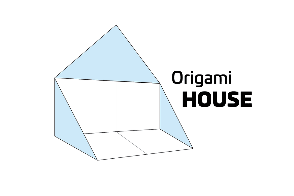 origami house tutorial 00