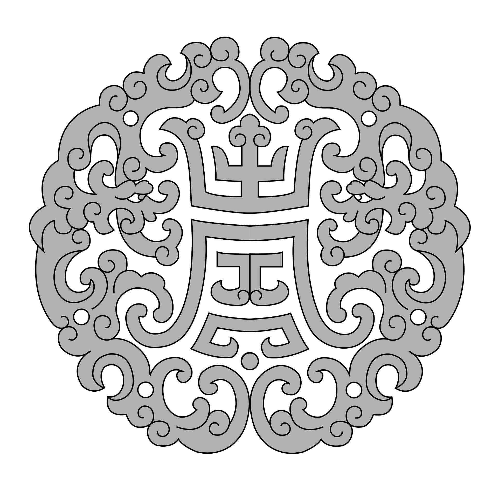 chinese traditinal pattern