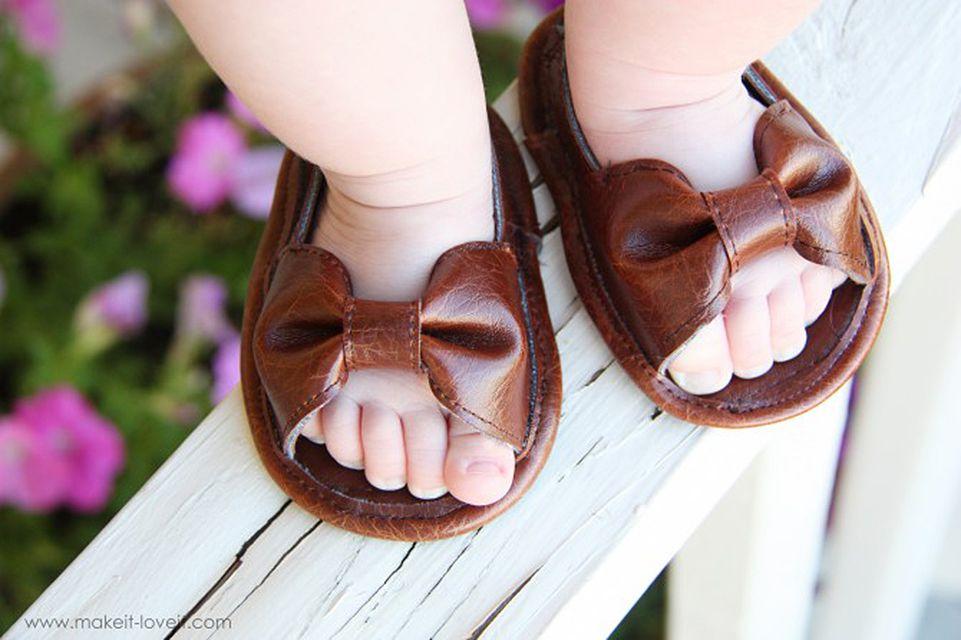 DIY Sandals