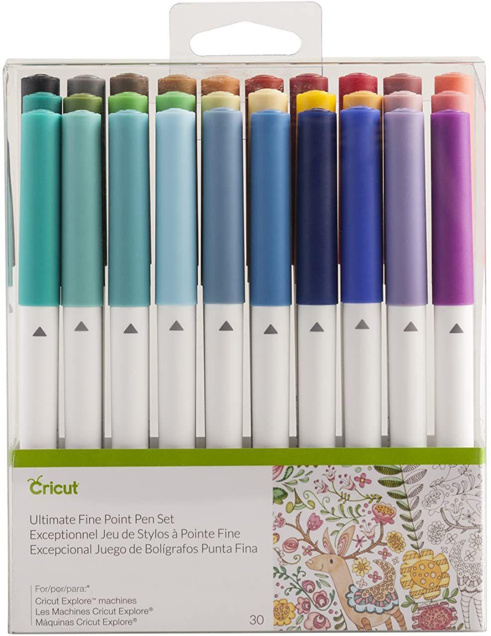 Cricut Pen Set