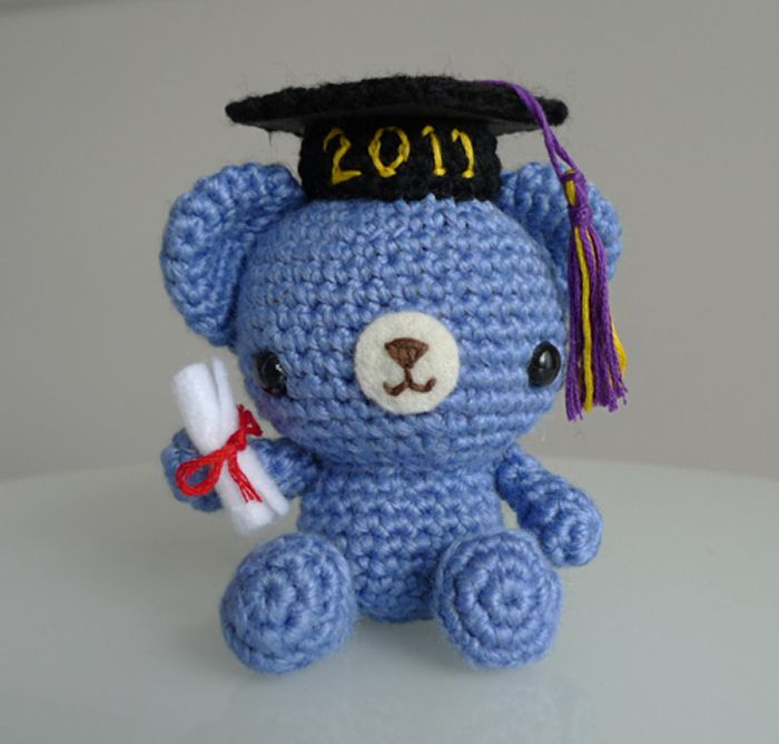 DIY Graduation Teddy