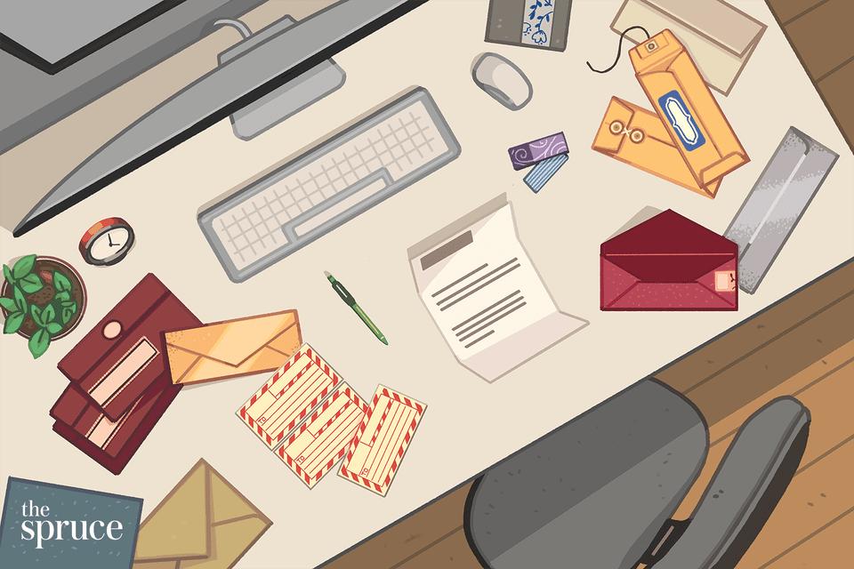 desk overhead