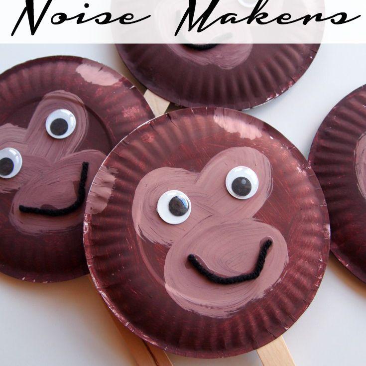 Monkey Noise Makers