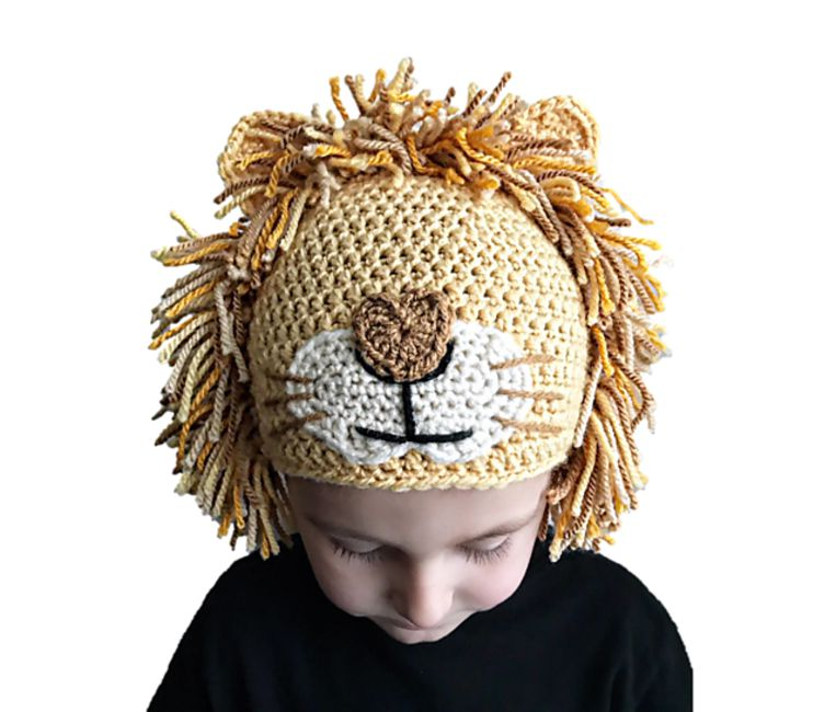 19eca3768cd7a6 10 Free Toddler Crochet Hat Patterns