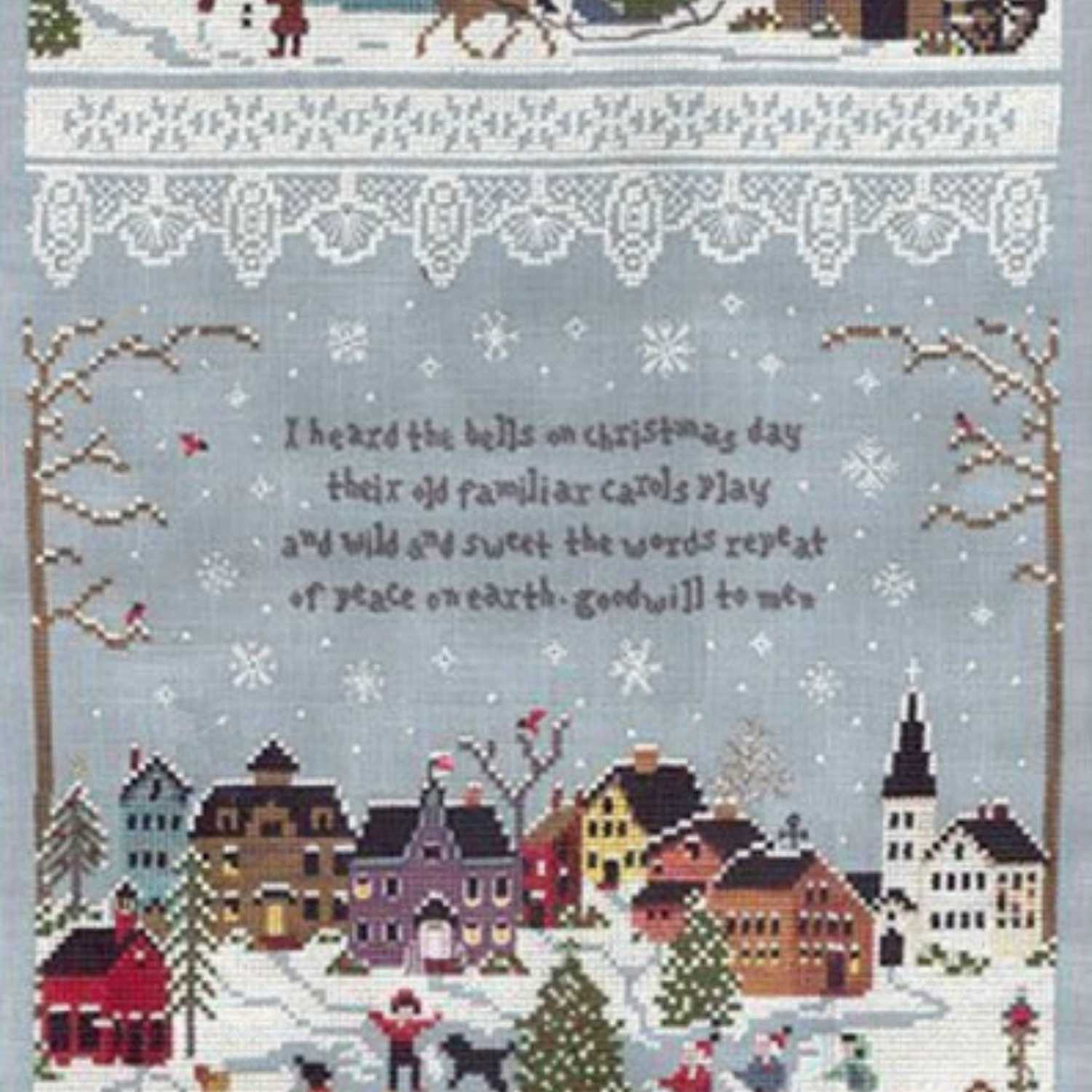 Winter Wonderland pattern