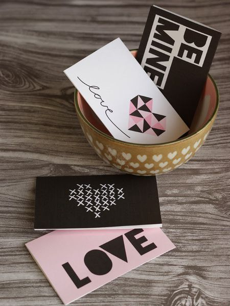 10 Free Printable Valentines Cards for Valentine\'s Day