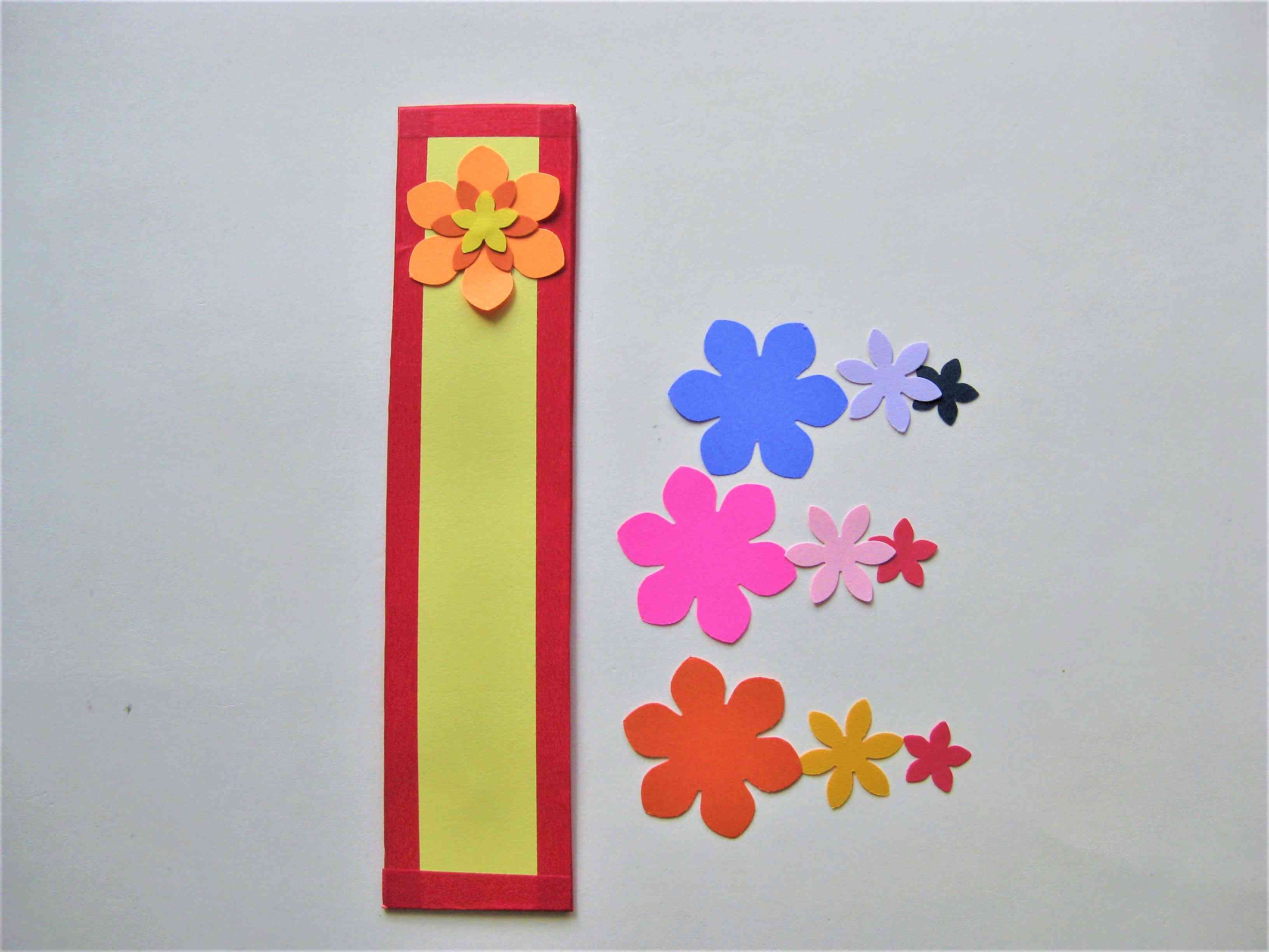 3 Ways to Make Paper Bookmarks - wikiHow | 2448x3264