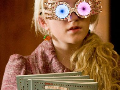How To Make Your Own Luna Lovegood Spectrespecs