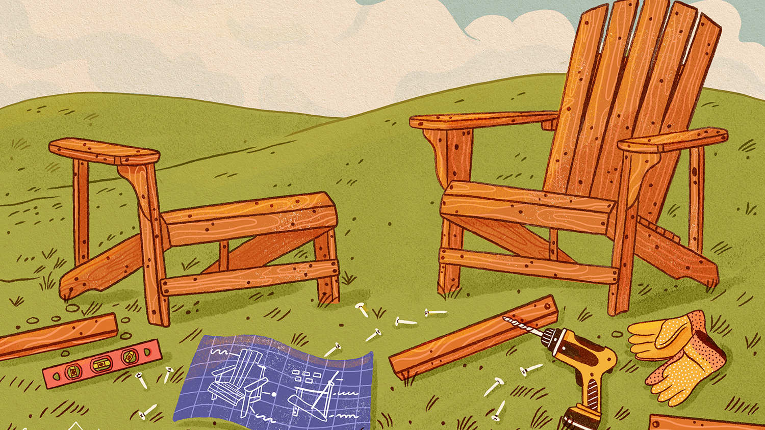 18 Free Adirondack Chair Plans You Can Diy Today