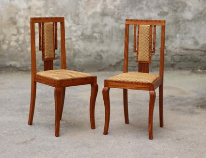 Styles of Antique Side Chairs - Learn To Identify Antique Furniture Chair Styles