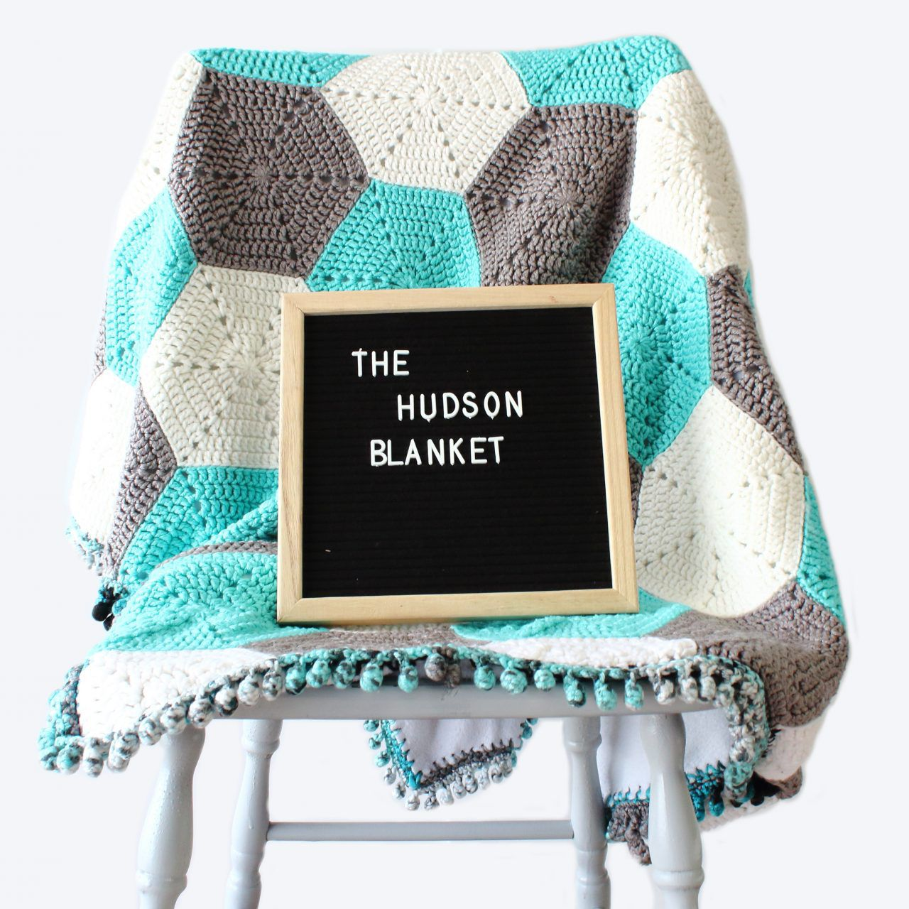 11 Easy Crocheted Baby Blanket Patterns