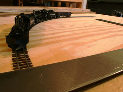 Model Train Track Curves and How to Use Them