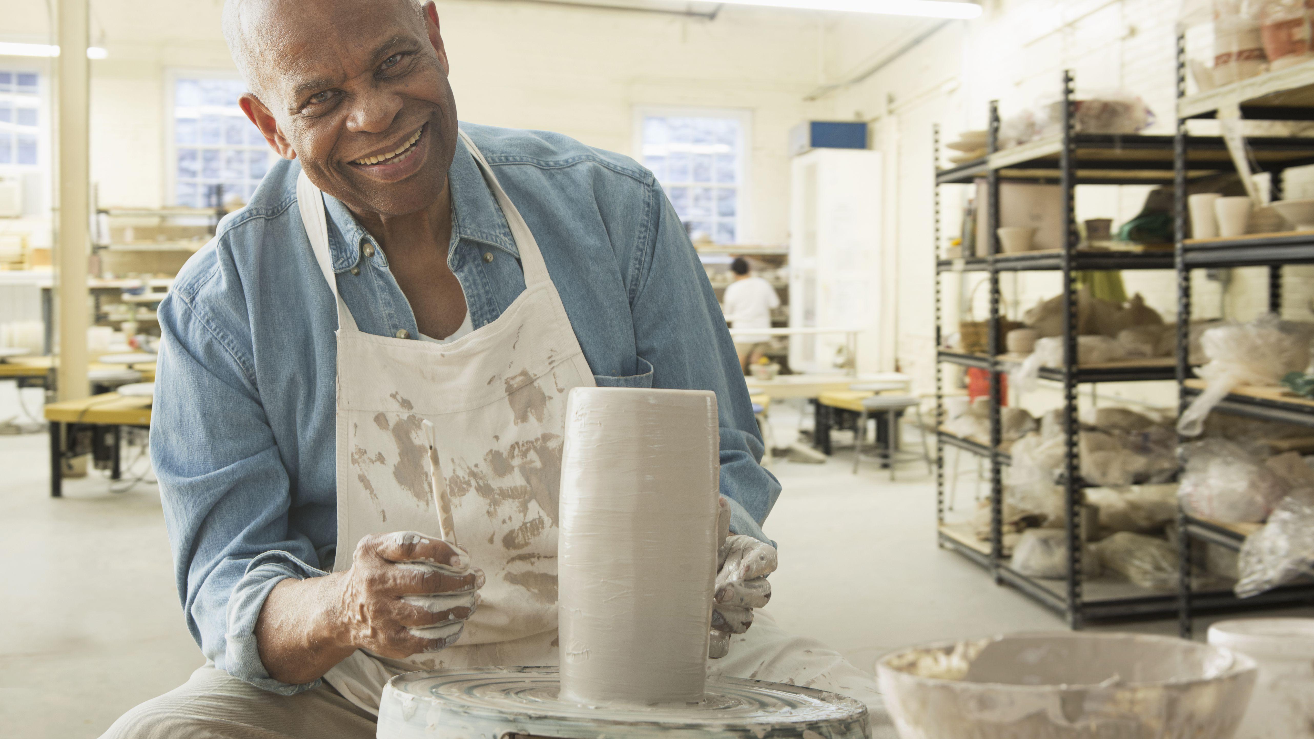 Basic Pottery Hand Building Techniques