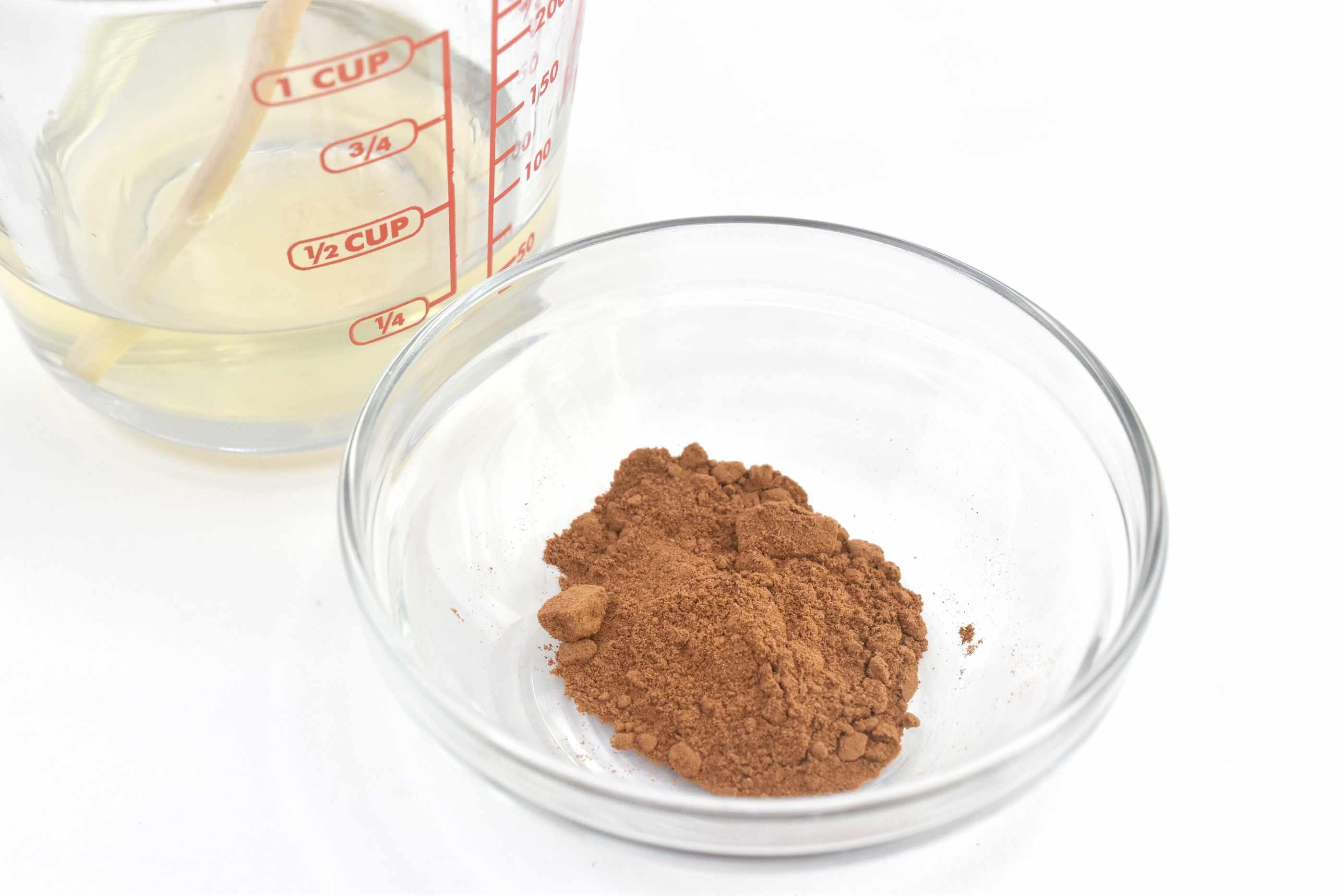 Use 1 to 2 Teaspoons of Pumpkin Pie Spice and Cinnamon Oil