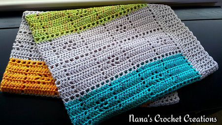 15 Adorable Crochet Baby Blanket Patterns