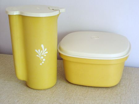 Guide To Vintage Tupperware