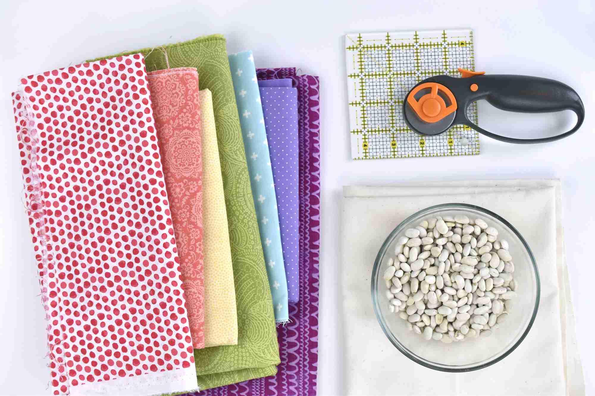 bean bag tools and supplies