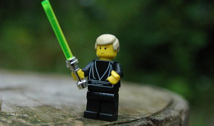 Star Wars Lego Minifigure