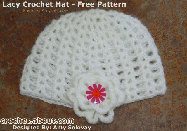 9 Free Crochet Beanie Hat Patterns