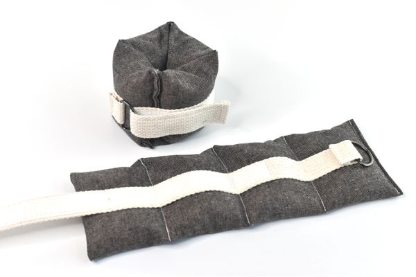 How to Make DIY Wrist and Ankle Weights