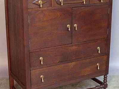 Affordable Antiques - Depression-Era Furniture - Learning How To Date Antique Furniture