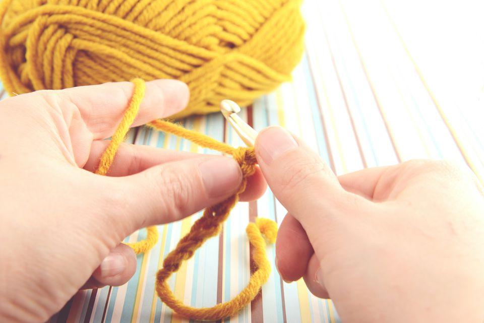 Hook and Yarn