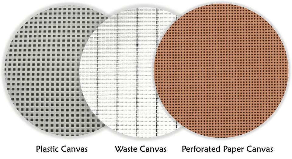 novelty needlepoint canvas image