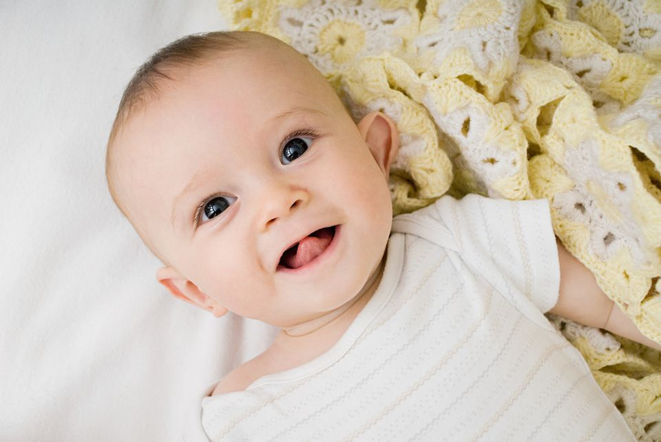 Quick crochet baby gift ideas