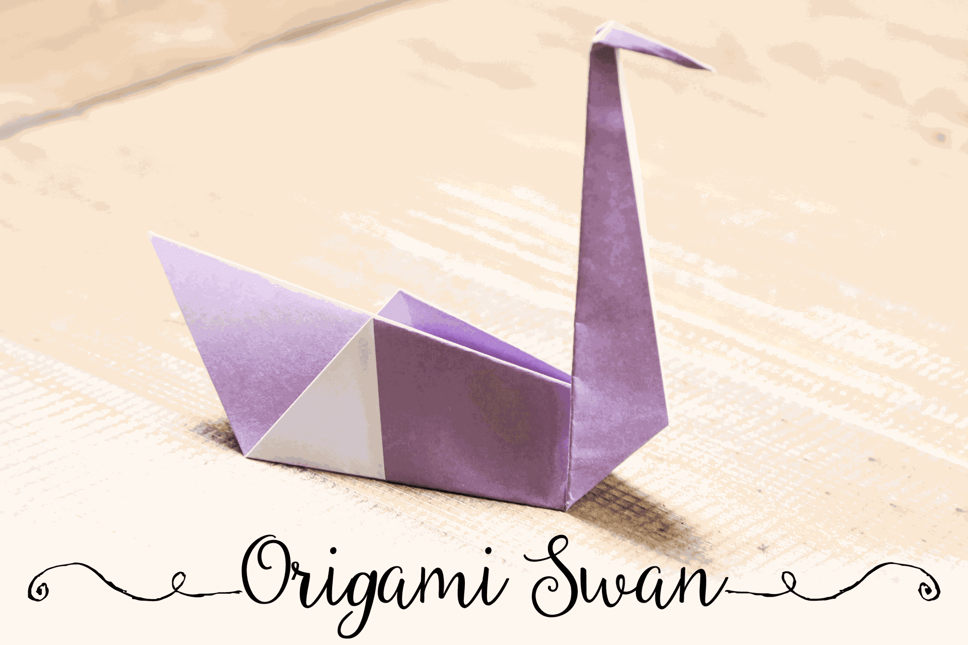 Origami Napkin Folding Swan - YouTube | 1280x1920