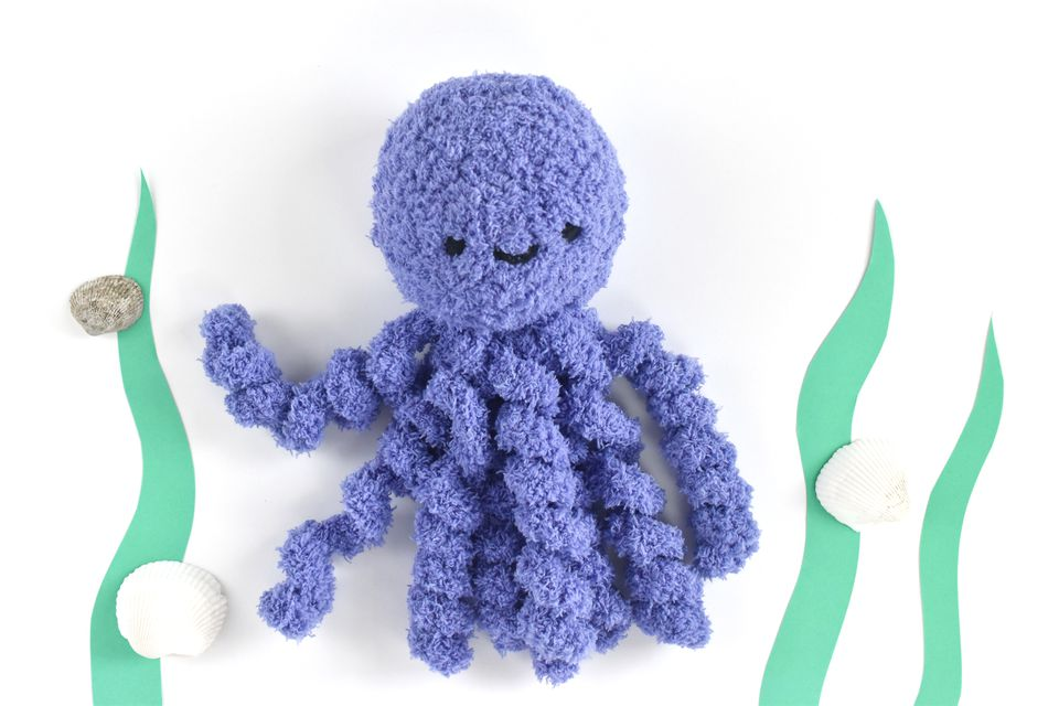 How to Crochet an Octopus